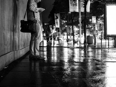 Kahekesi Fujiga õhtust Sydneyt avastamas