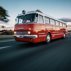 Timeless Buses