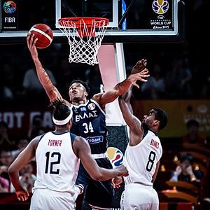 FIBA World Cup 2019, Shanghai and Shenzhen, China