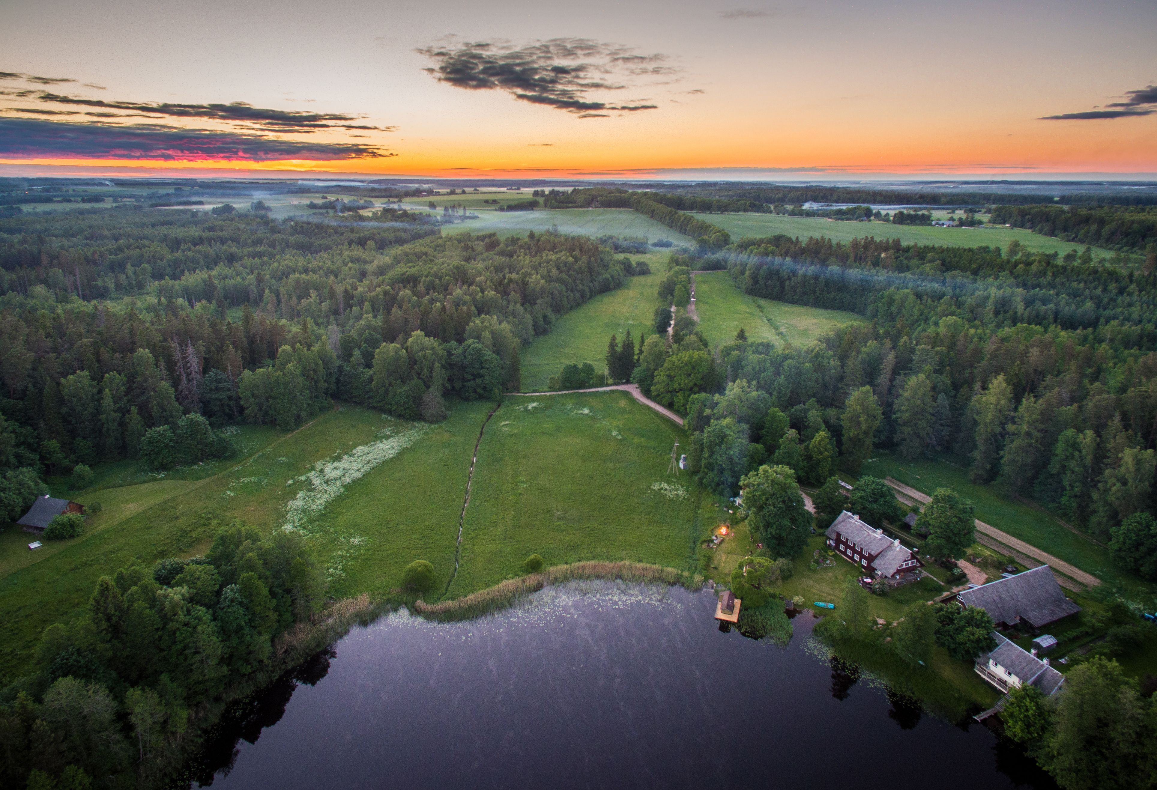 Saarejärve, Estonia