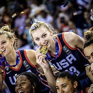 FIBA U17 Women's World Cup, Minsk, Belarus