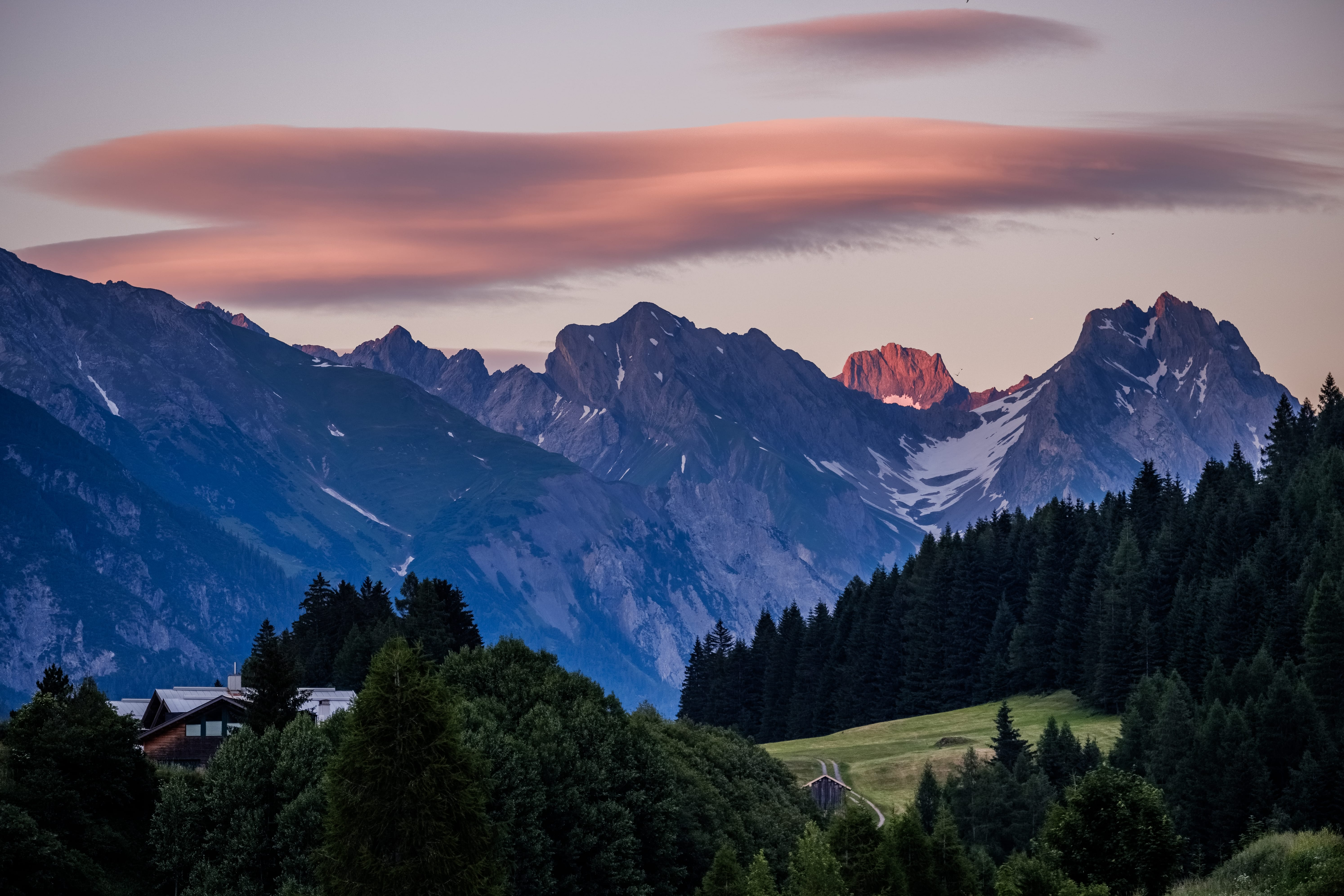 St Moritz, Austria