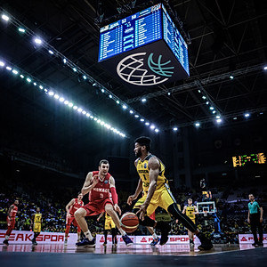 FIBA Basketball Champions League Final Four 2018 in Athens