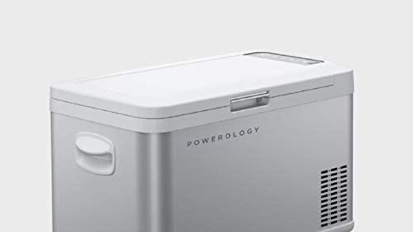 Powerology Portable Fridge/Freezer (22h Battery Life)