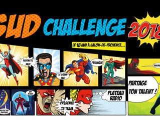 Animation du Sud Challenge 2018