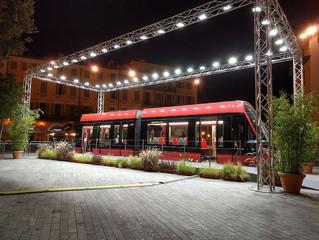 Découverte du nouveau Tramway Nice