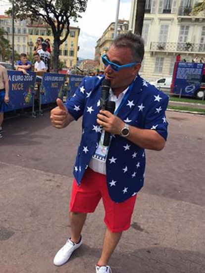 gilles roche animateur présentateur euro 2016