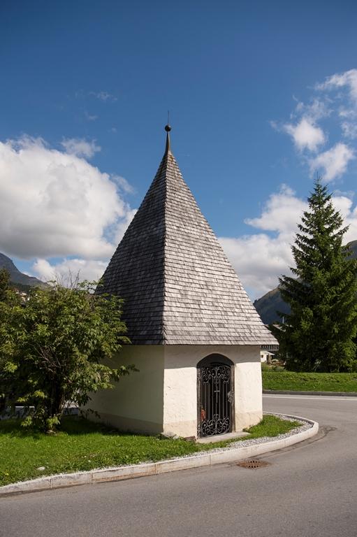 Tannberg Kapelle 1
