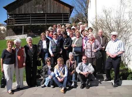 Seniorenausflug – Propstei St. Gerold