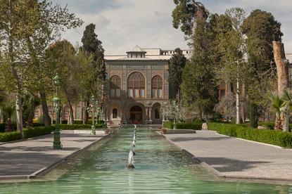 Jardins du Palais du Golestan