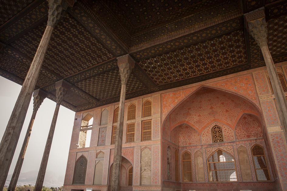 Palais Ali Qapou