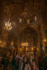 Cathédrale arménienne d'Ispahan