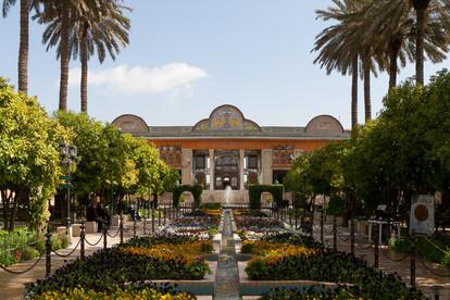 Jardin de Naranjestan Qavam