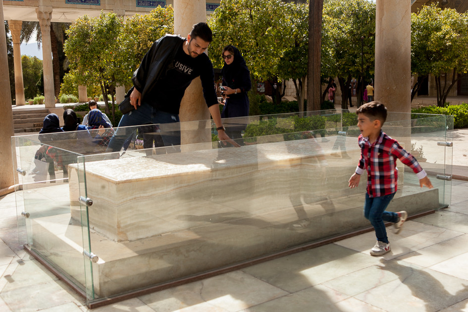Tombeau d'Hafez