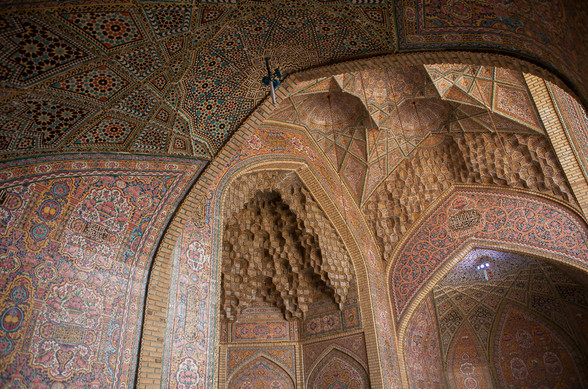 Mosquée Nassir-ol-Molk