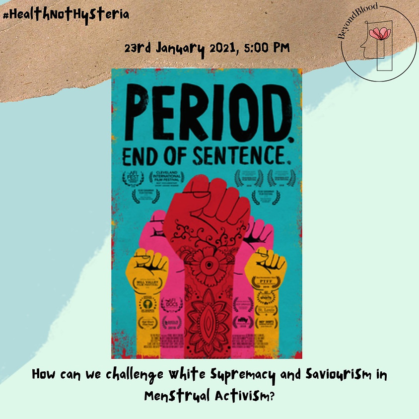 Screening: Period End of Sentence