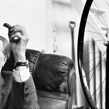 Duchamp e A Fonte: um disruptivo muito antes da era da disrupção líquida