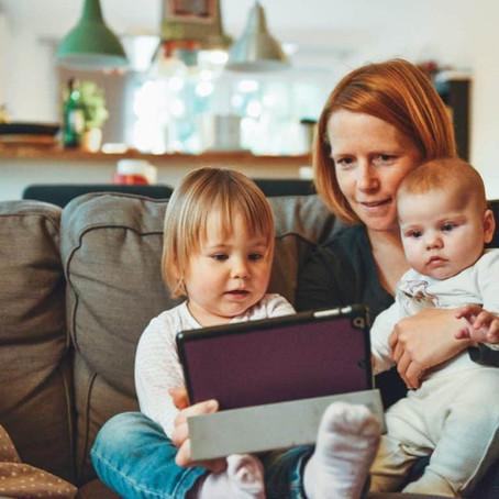 Um Tinder para mães encontrarem amigos para seus filhos