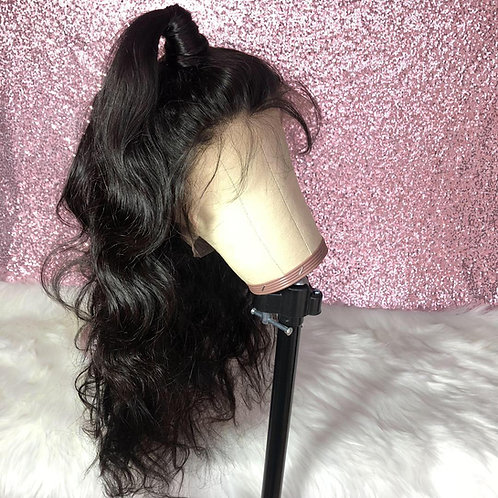 Body Wave Lace Frontal Wig 13X4