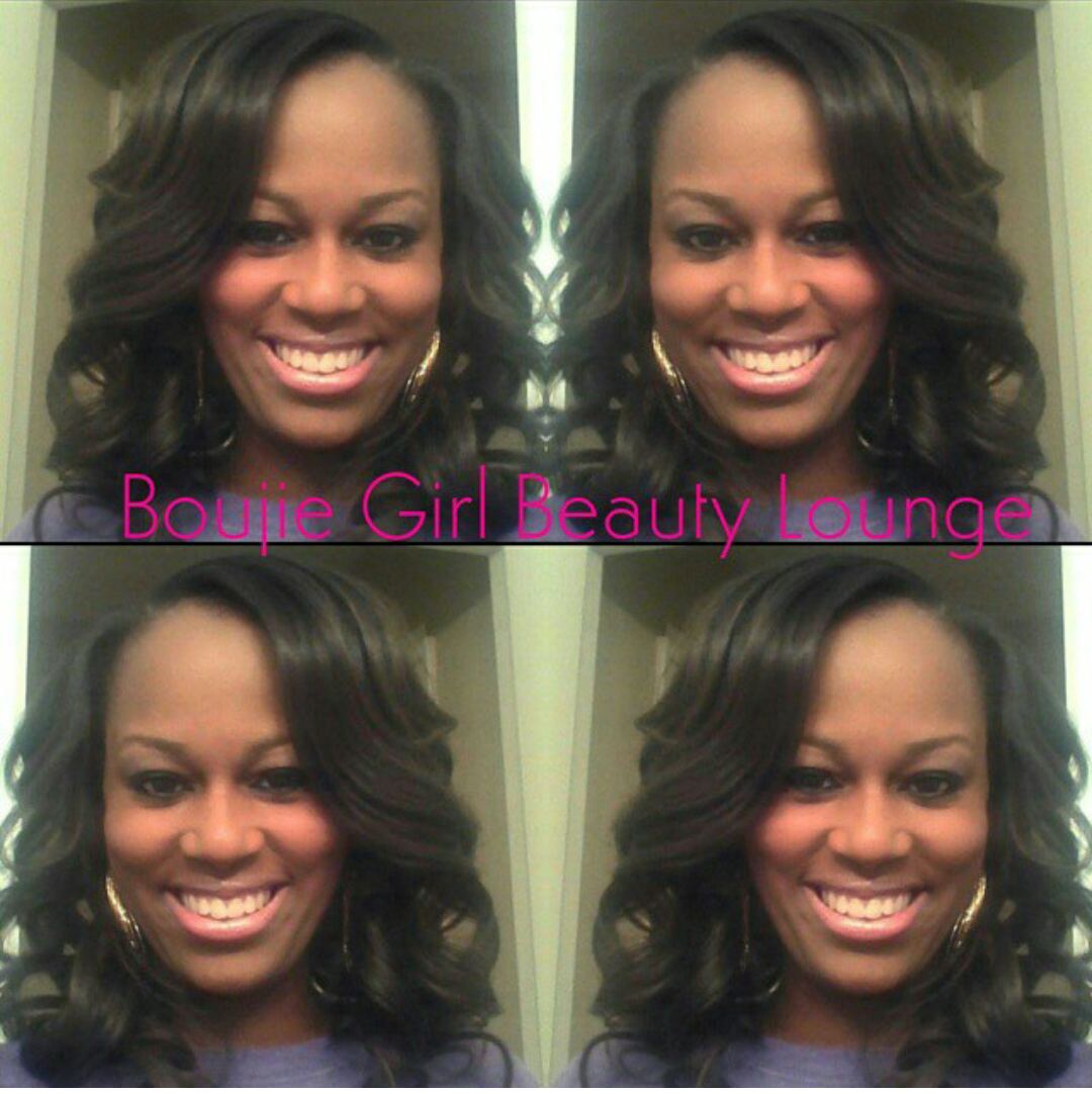 Full Lace Wig installation