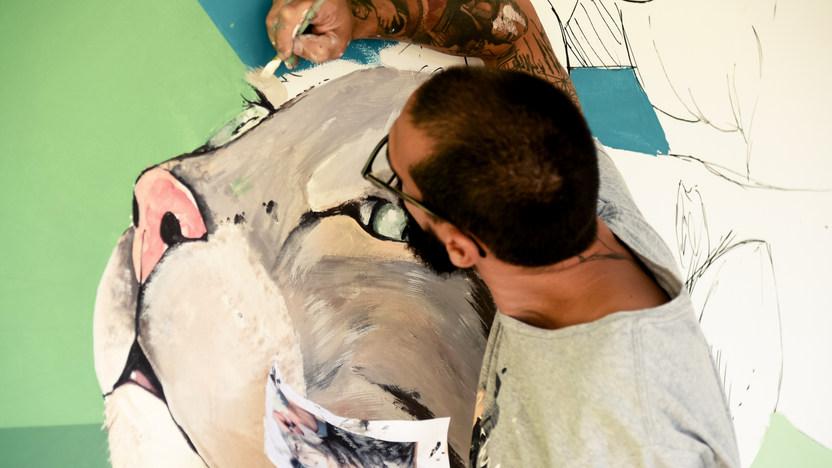 Greatest love - for Animal Rescue Algarve
