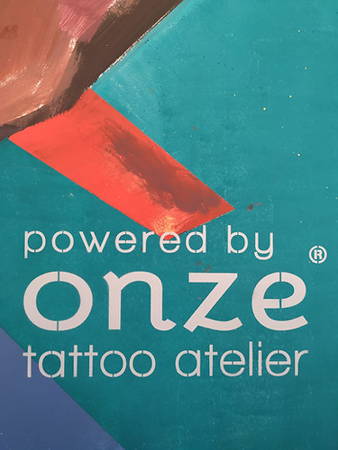 Powered by Onze - Tattoo Atelier