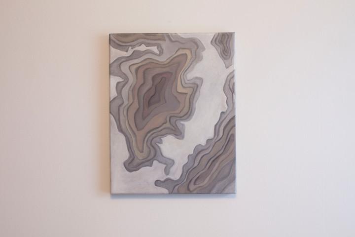 "14.00"" x 11.00"" Oil on Canvas"
