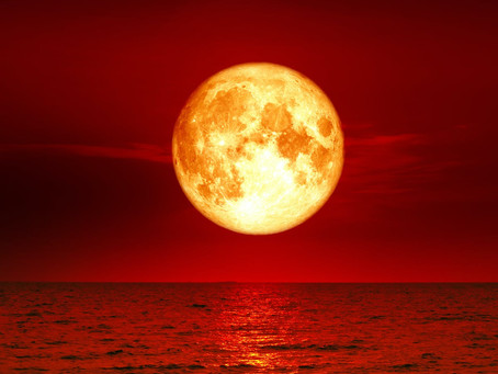 Finding your True North & a Full Moon