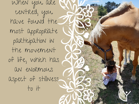 Horse Assisted Relationship Therapy