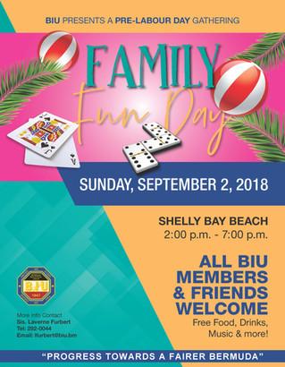 BIU Family Fun Day - Free to BIU Members & Family