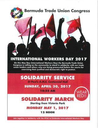International Workers Day 2017