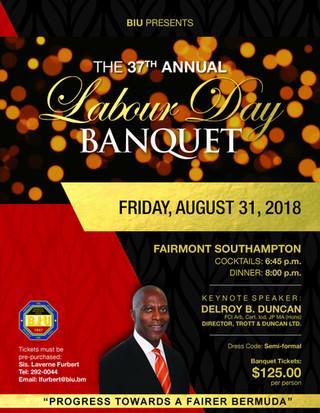 Delroy Duncan Agrees to Bring Keynote Address to BIU Banquet