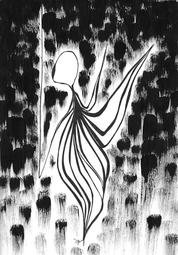 Cosmic Dancer #454