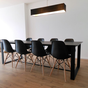tafel in staal