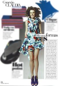 Revista Claudia 2011