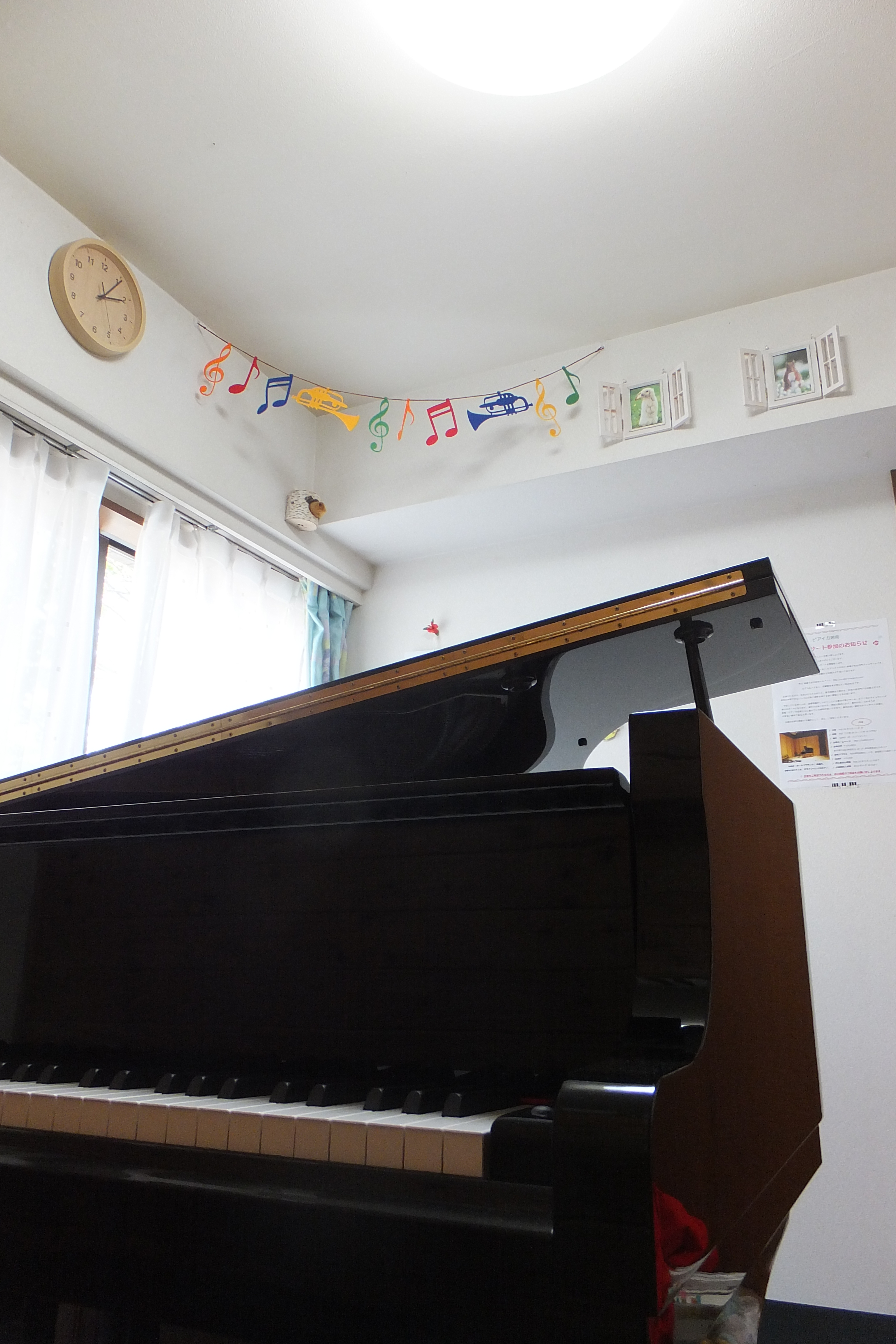 ピアイカ湘南教室風景2