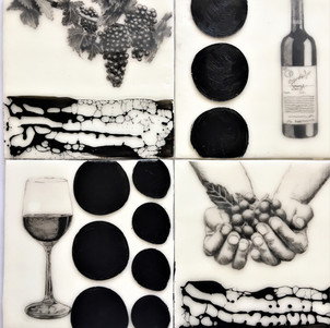 Deconstructed Wine
