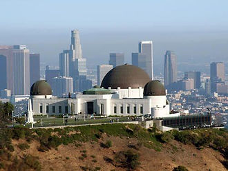 Griffith Observatory Lookout | Apartment Finder | Apartment Locator Service