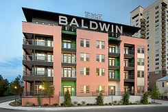 The Baldwin Apartment Complex |  San Antonio Apartment Locator