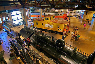 California State Railroad Museum | Apartment Finder Service