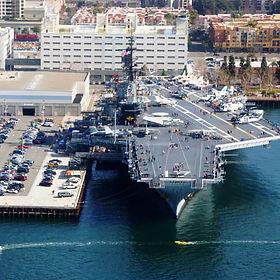 USS Midway | San Diego Apartment Finder