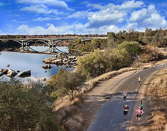 American River Bike Trail | Sacramento | Military Apartment Locator
