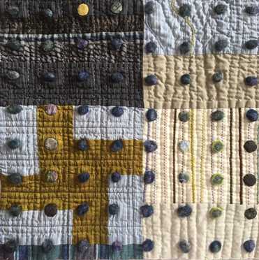 Winter Cloth (detail)