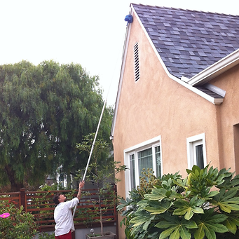 Cobweb Removal Los Angeles