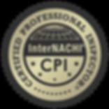 InterNACHI certified professional inspec