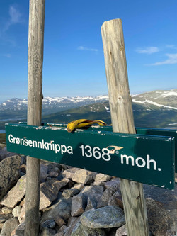 Banana and summit <3