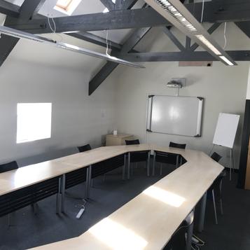 Room 1 - The Training Room