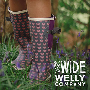 Scandi wellies