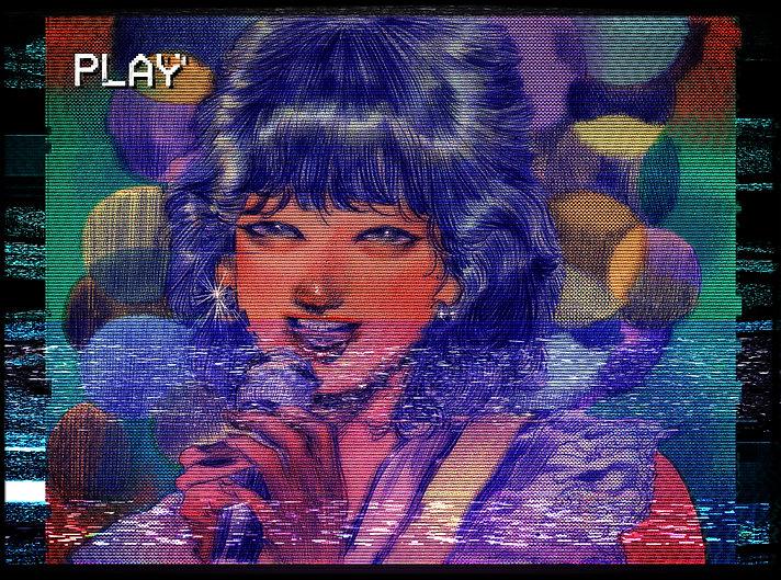 Seiko Matsuda VHS