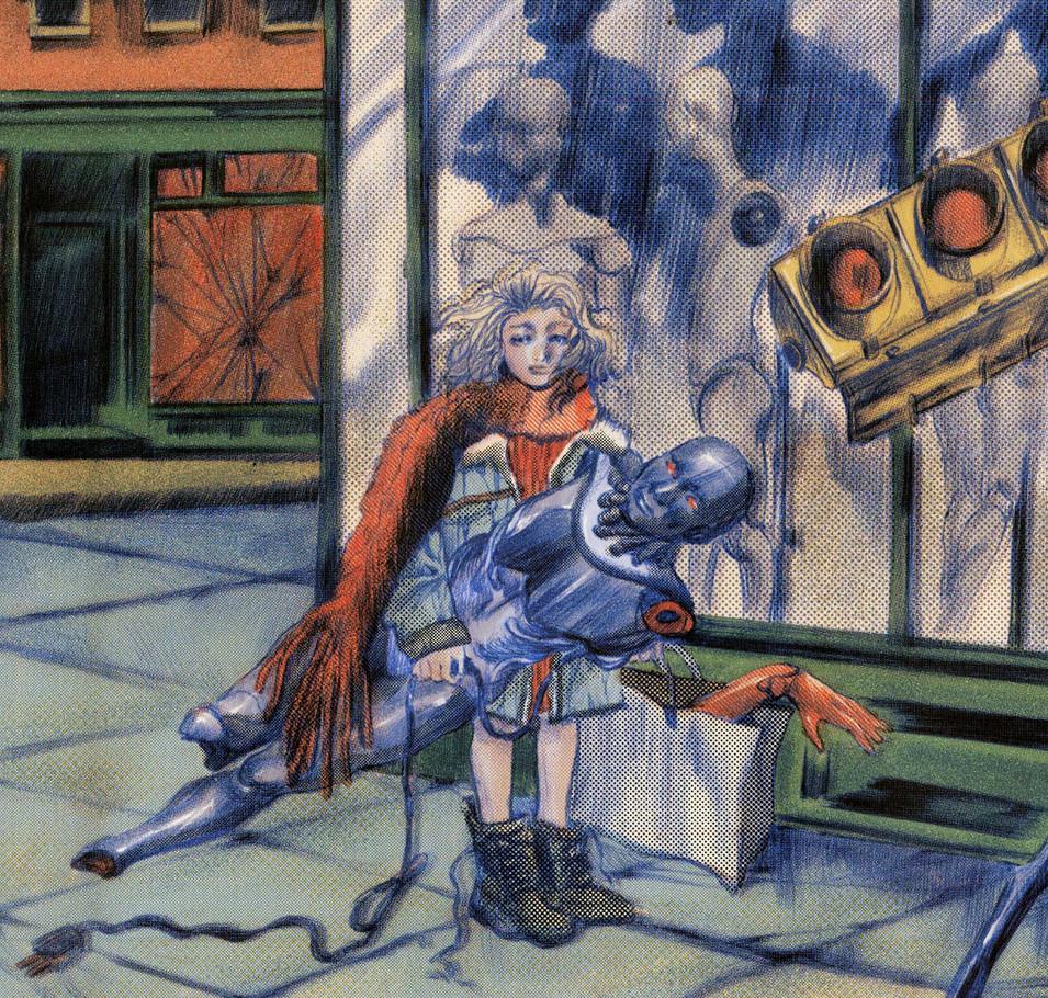 Hopper in science fiction
